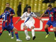 CSKA Moscovo vs Inter de Milão (EPA/SERGEI ILNITSKY)