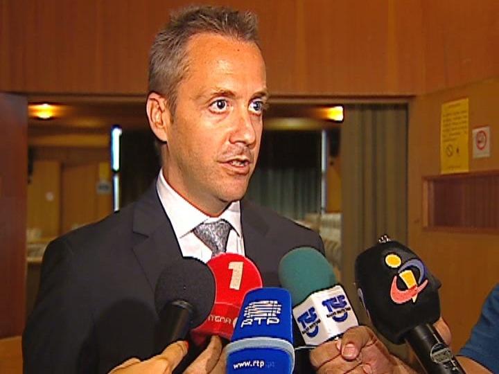 Secretário de Estado dos Transportes, Sérgio Monteiro