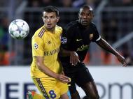 Champions League - BATE Borisov vs Barcelona (EPA)