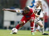 Liga Europa - Sp. Braga vs Club Brugges (LUSA)