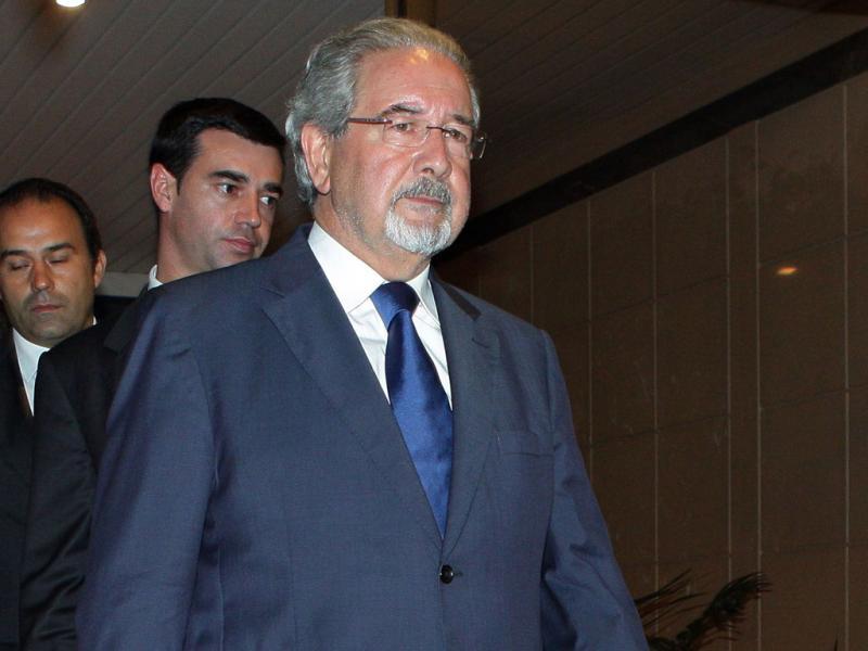 Isaltino Morais (Miguel A. Lopes/Lusa)
