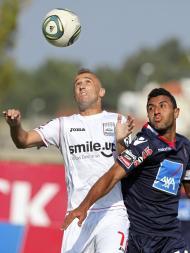 Uniao de Leiria vs Sporting de Braga (PAULO CUNHA/LUSA)