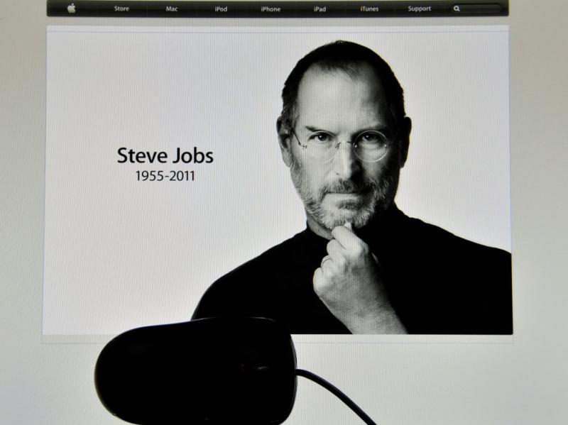Morreu Steve Jobs, fundador da Apple - EPA/UDO WEITZ