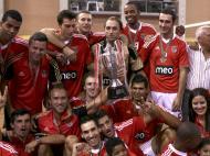 Benfica-Fonte Bastardo [Lusa]