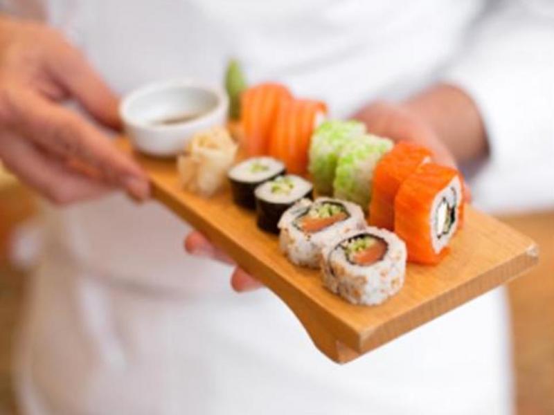 Sushi (ARQUIVO)