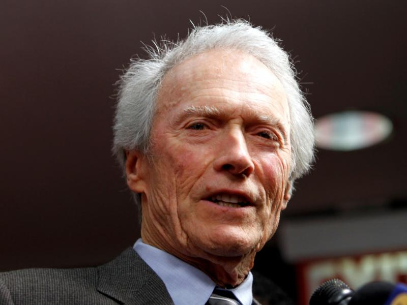 Clint Eastwood (foto reuters)