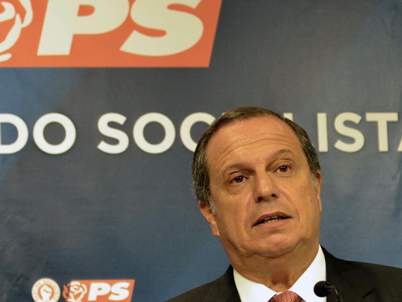 Carlos César (Lusa/Eduardo Costa)
