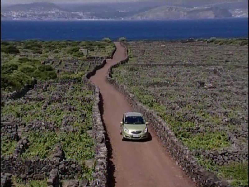Estrada Nacional nos Açores
