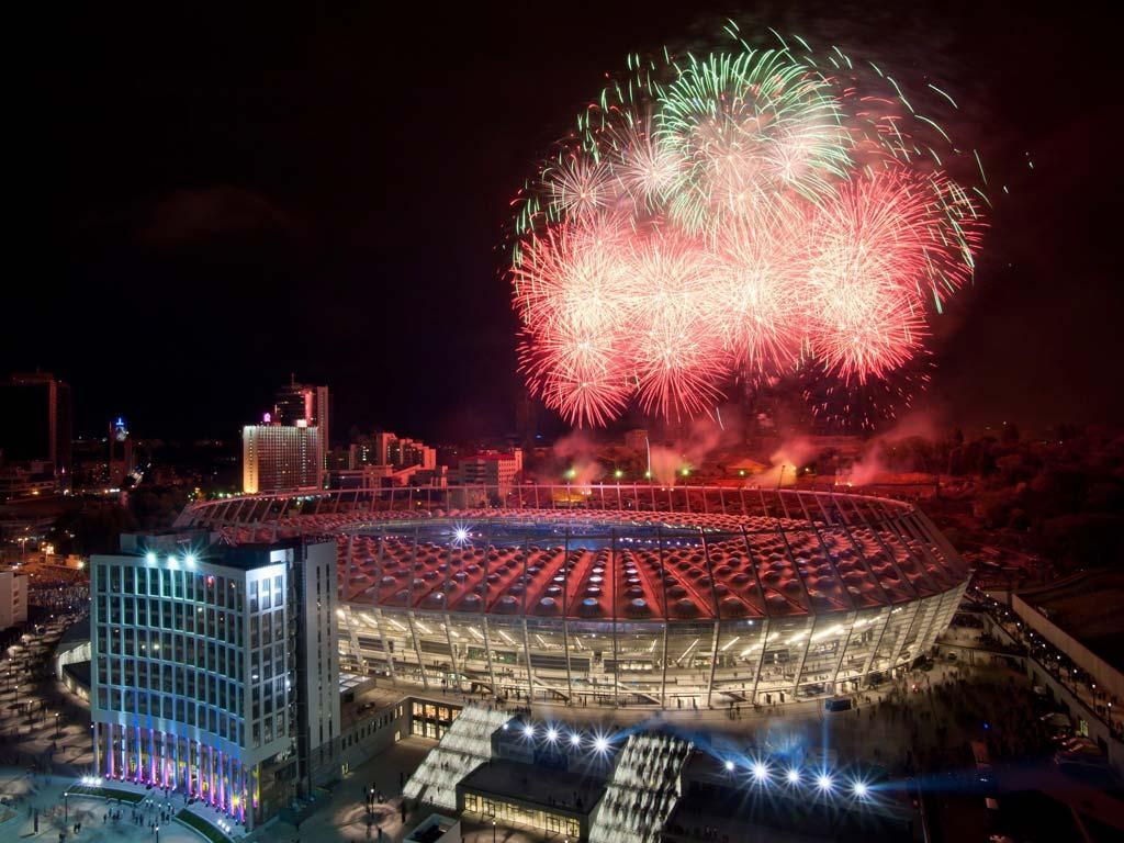 De Yerevan a Kiev: o primeiro passo da longa caminhada dos campeões