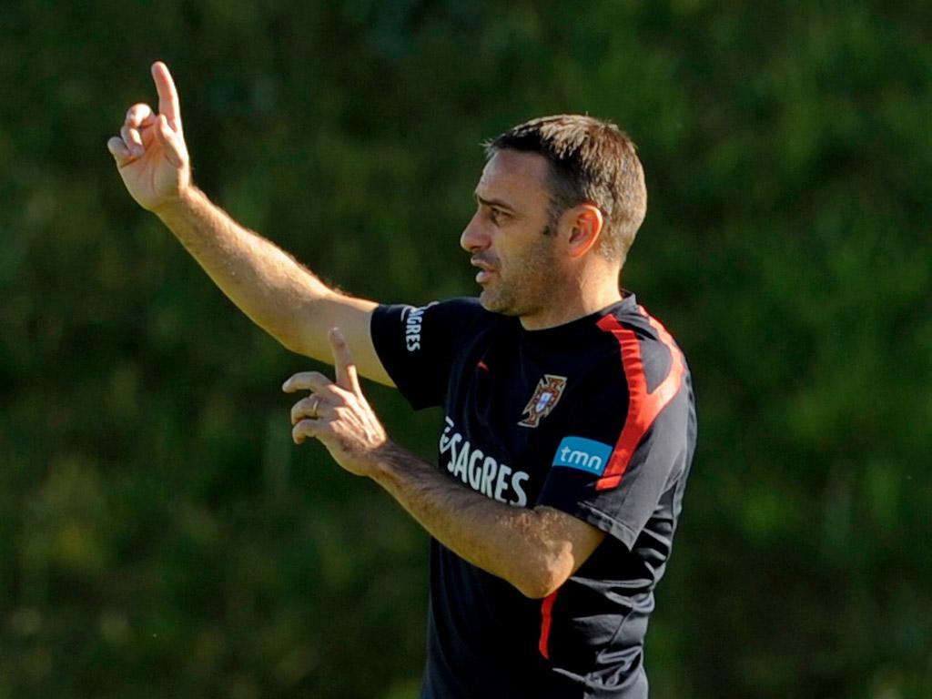 Paulo Bento: «Bolas altas? Vamos tentar ser mais agressivos»