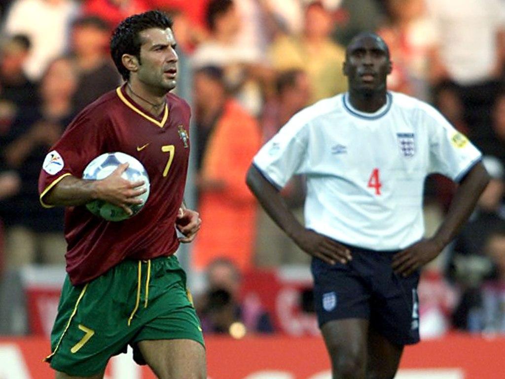 Euro 2000: Portugal-Inglaterra, para a eternidade