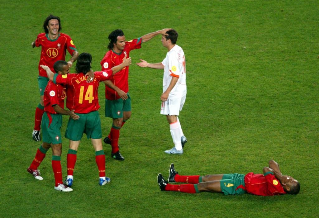 Euro 2004: Espanha-Portugal, 1-0 e apuramento