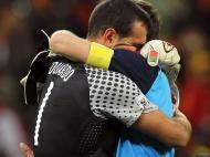 Mundial 2010: Espanha-Portugal, 1-0, o adeus