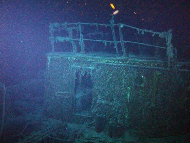 Encontrado tesouro em navio naufragado em 1917 - foto EPA/Odyssey Marine