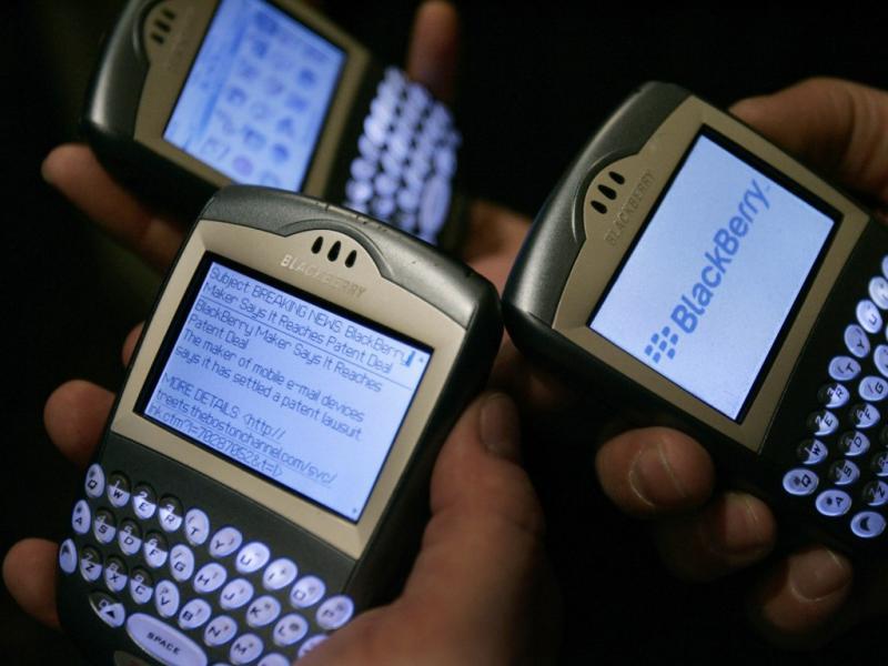 BlackBerry pede desculpa por falhas nos equipamentos