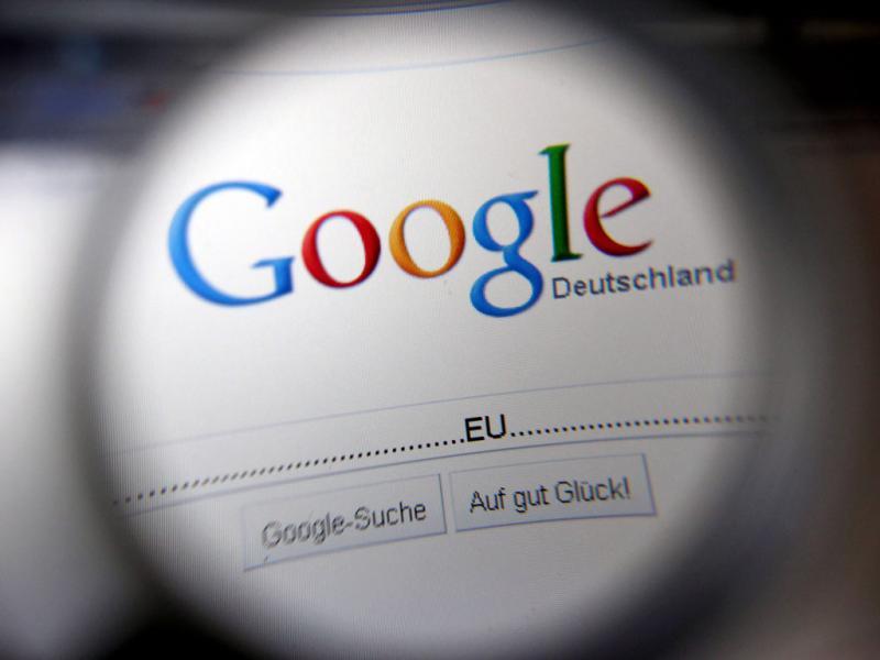 Google (EPA/OLIVER BERG)