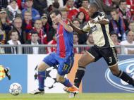 Basileia vs Benfica (LUSA/EPA/GEORGIOS KEFALAS)