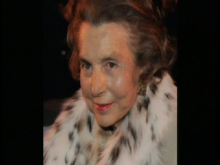 Liliane Bettencourt, herdeira do império L' Oreal