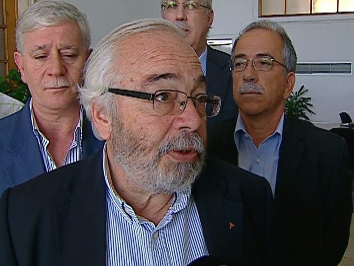 Nobre dos Santos, líder da FESAP