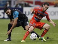 Marselha vs Arsenal (LUSA/EPA/GUILLAUME HORCAJUELO)
