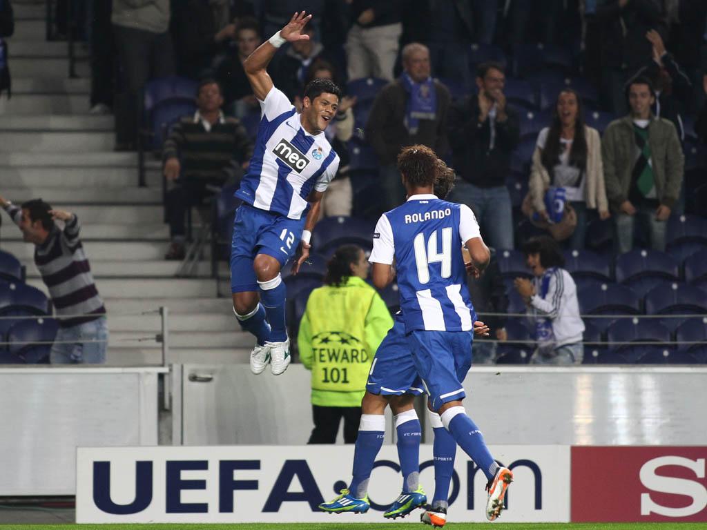 Champions: FC Porto x APOEL