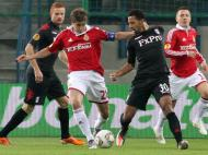 Wisla Krakow vs Fulham FC (EPA/JACEK BEDNARCZYK)