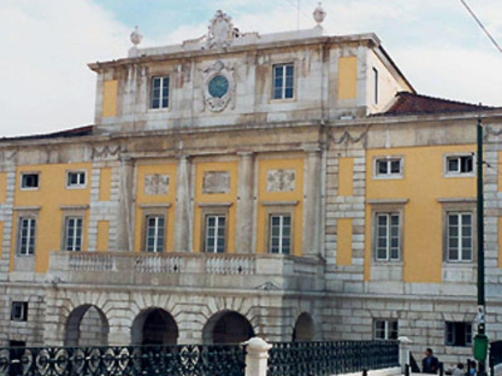Teatro São Carlos (ARQUIVO)
