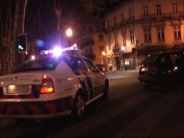 Mega-operação da PSP na noite do Porto