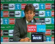 Domingos e Paulo Alves analisam o Sporting-Gil Vicente