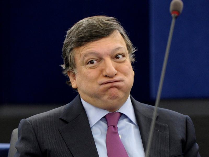 Durão Barroso (EPA/CHRISTOPHE KARABA)