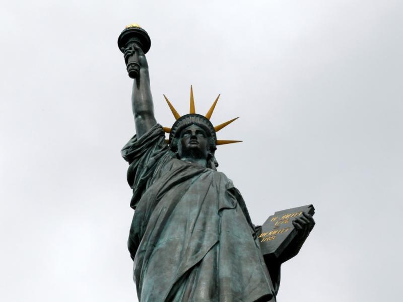 Estátua da Liberdade (Reuters - arquivo)