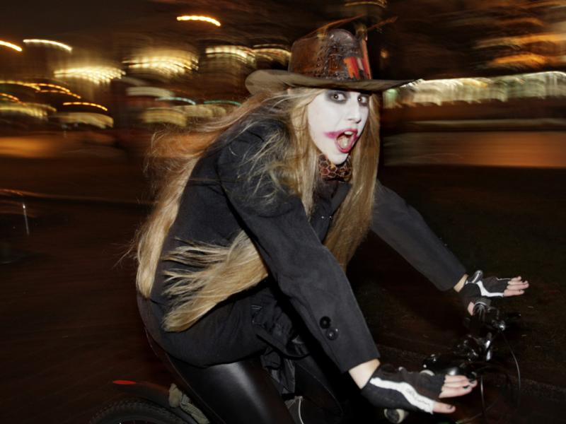 Noite de Halloween (Reuters)