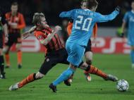 Shakhtar Donetsk vs Zenit St. Petersburg (EPA)