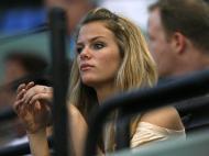Brooklyn Decker, companheira de Andy Roddick (Reuters)