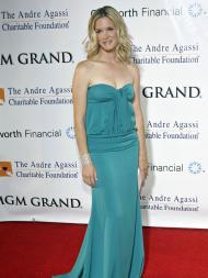 Bridgette Wilson, companheira do ex-tenista Pete Sampras (Reuters)