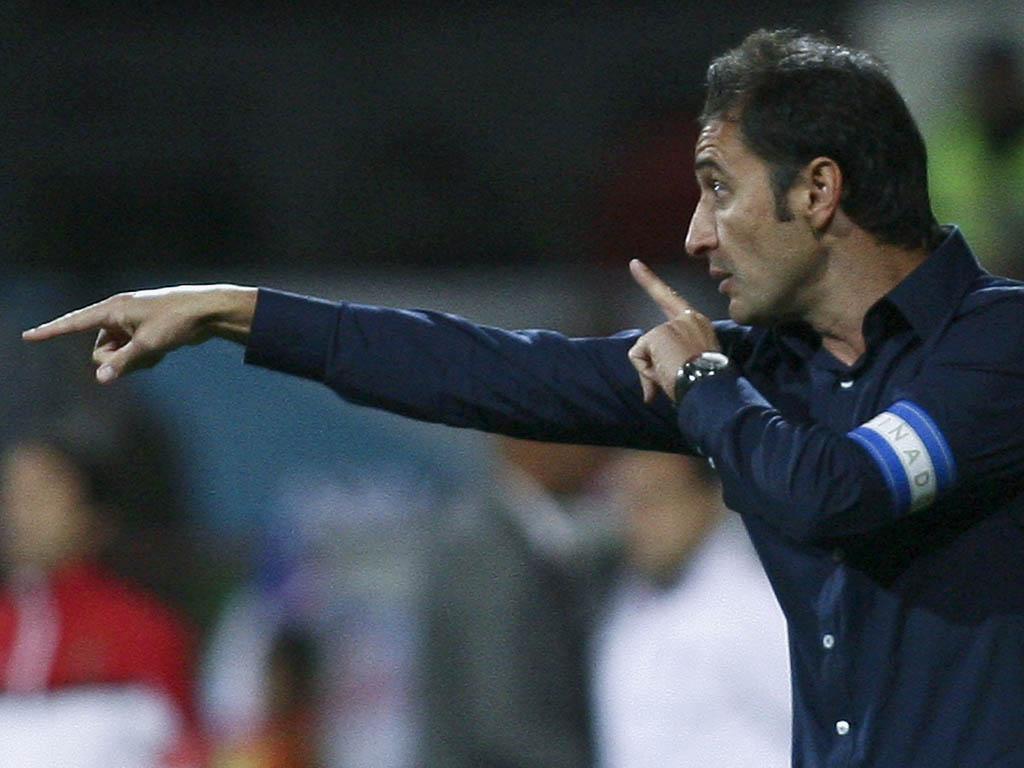 Olhanense-F.C. Porto (Luís Forra/LUSA)