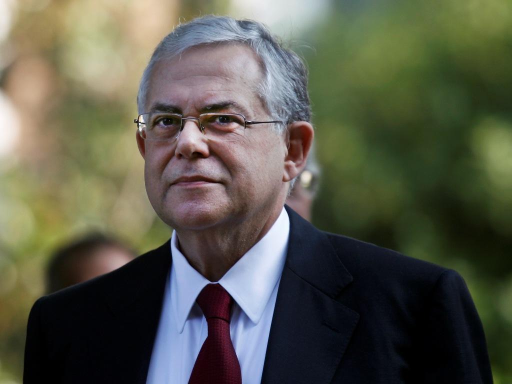 Papademos - novo primeiro-ministro da Grécia
