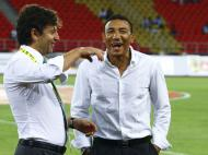 Angola vs Sporting (Bruno Fonseca/Lusa)