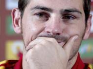 Iker Casillas homenageado