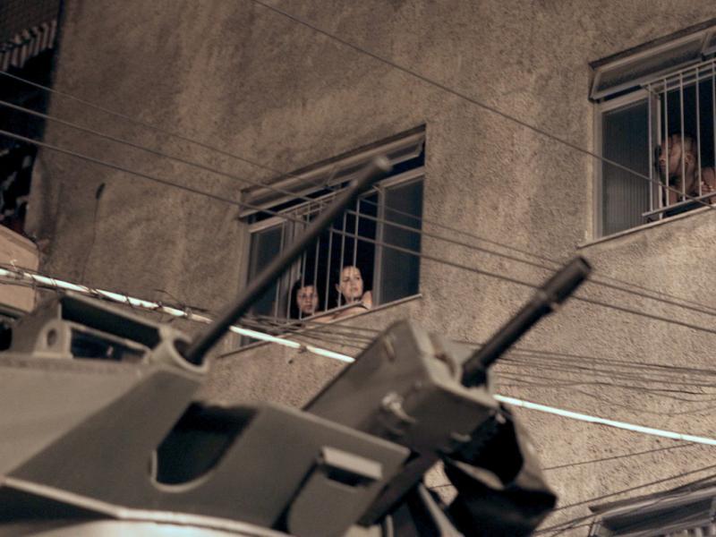 Polícia ocupa favela da Rocinha (FABIANE ROQUE/LUSA)