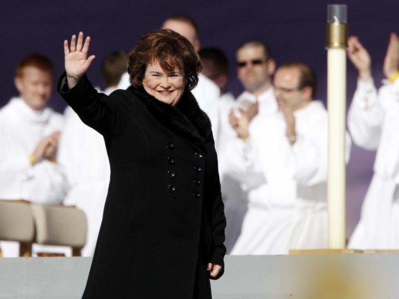 Susan Boyle (Reuters)
