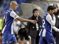 Académica vs Porto (LUSA)