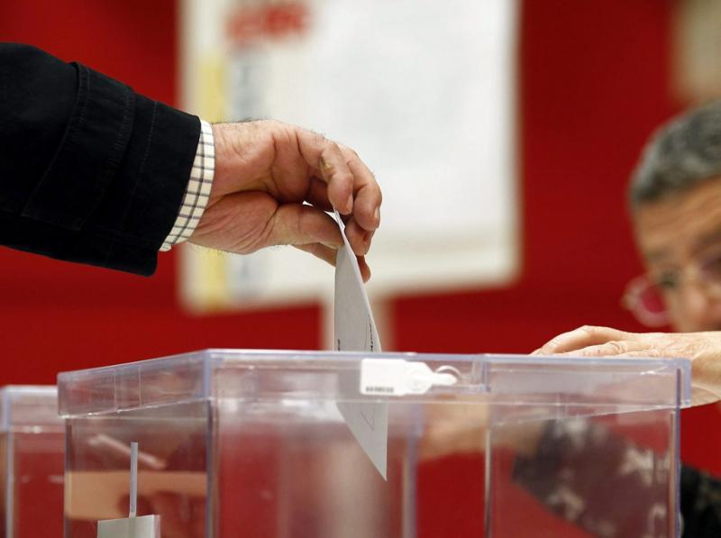 Eleições em Espanha (EPA/J.DIGES)