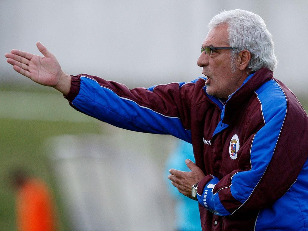 António Pereira (José Coelho/Lusa)