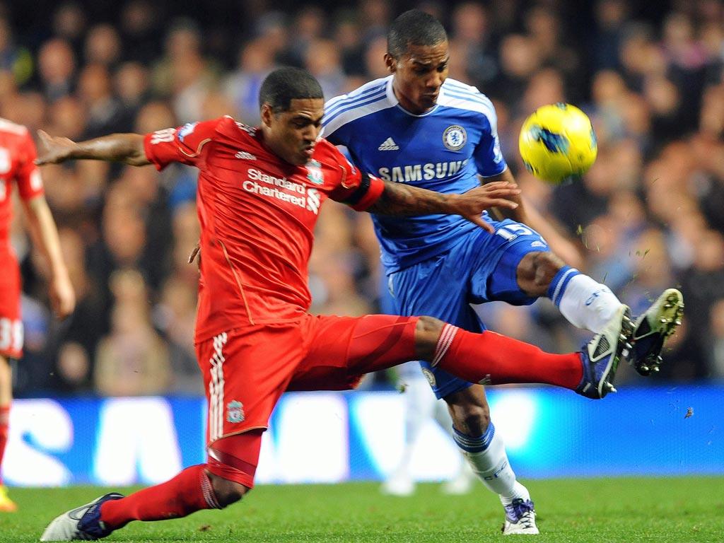 Chelsea vs Liverpool (EPA/Gerry Penny)