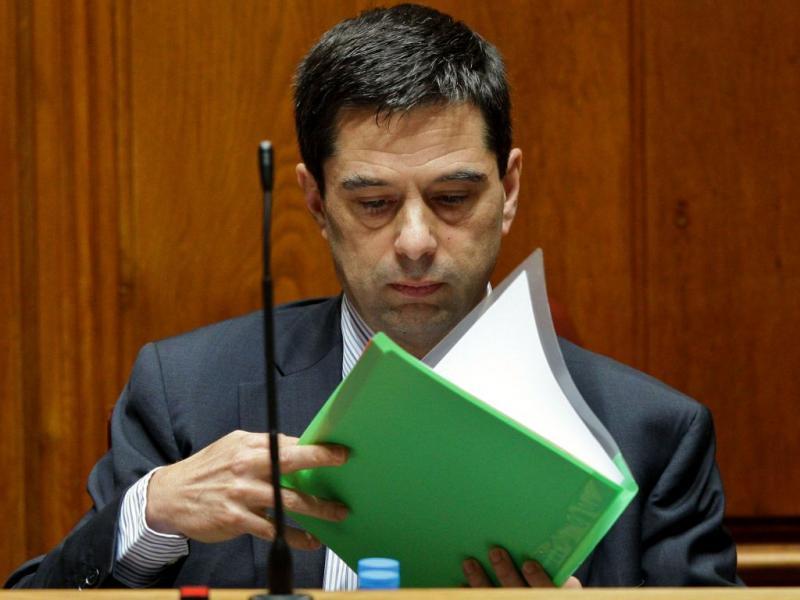 Audição do ministro das Finanças, Vítor Gaspar