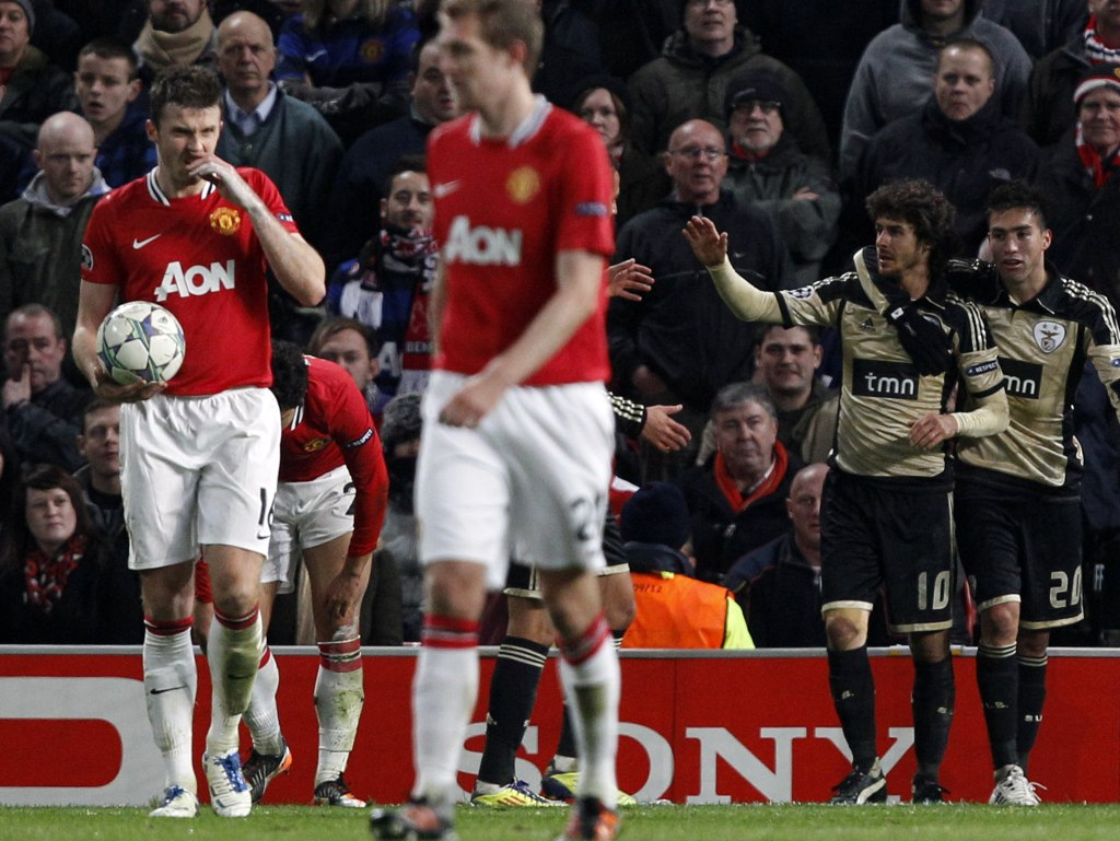 Manchester United-Benfica