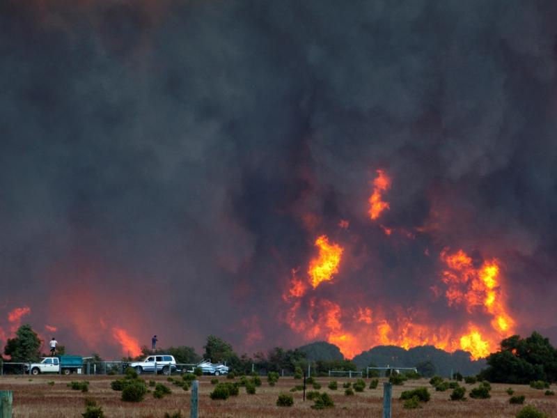 Incêndios na Austrália [Reuters]