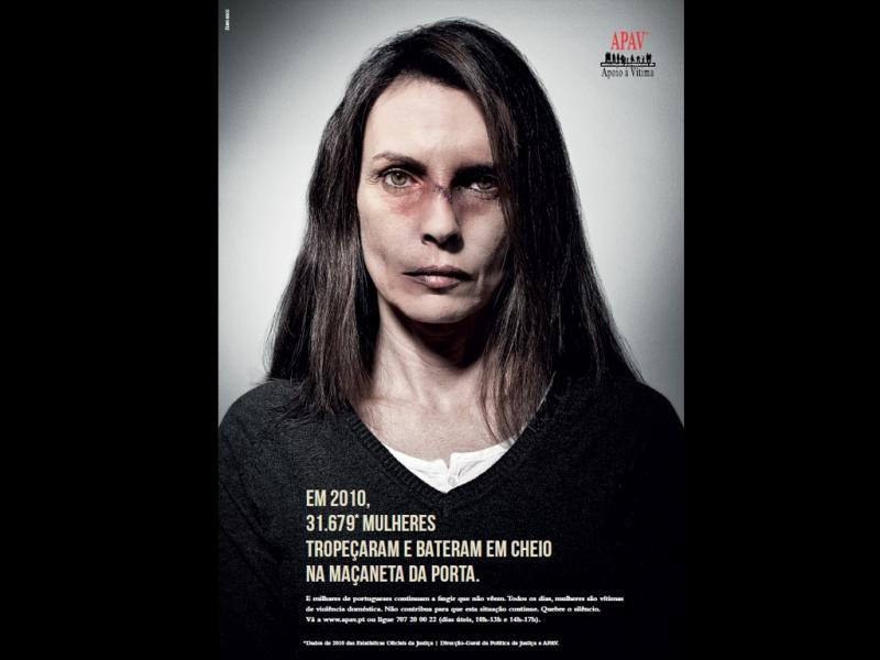 Campanha da APAV - Novembro de 2011
