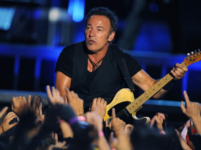 Bruce Springsteen (Reuters)